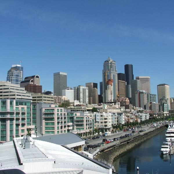 Seattle - algemeen beeld