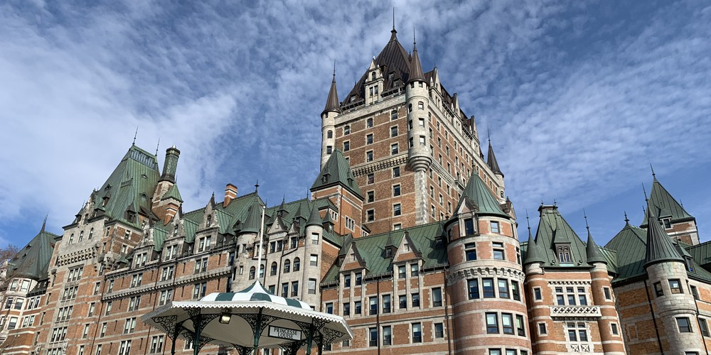 Fairmont Le Château Frontenac - Hotel - Quebec City - Quebec - Canada - Doets Reizen
