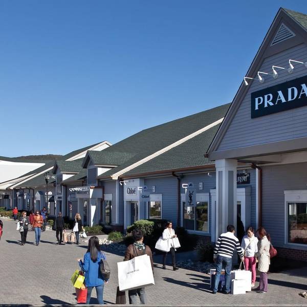 Woodbury Common Premium Outlets - New York - Doets Reizen