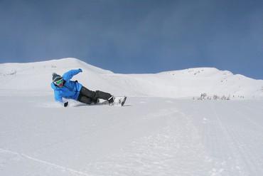 Wintersport Jasper Canada