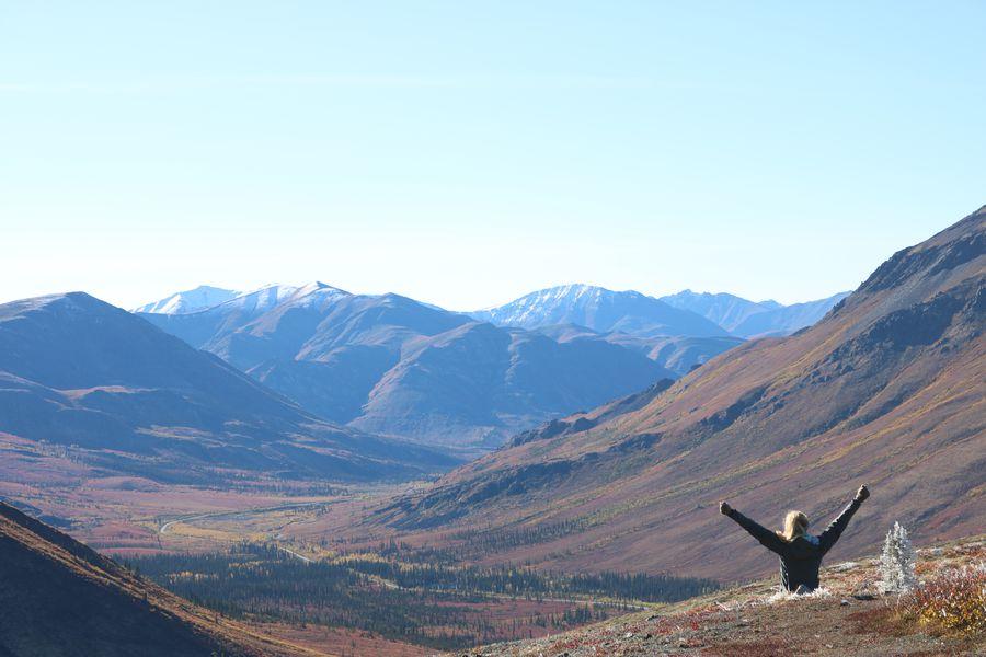 Dempster Highway - Yukon - Canada - Doets Reizen