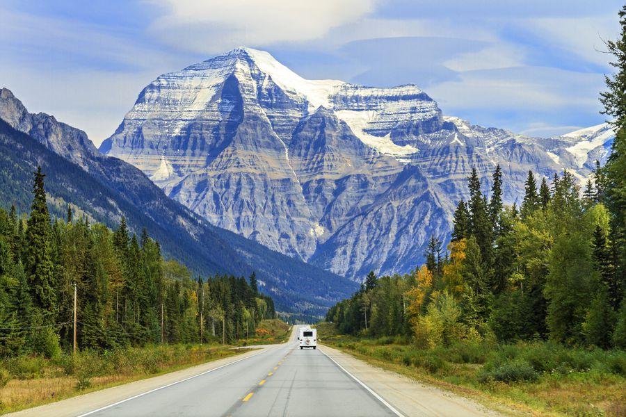 Onderweg in West Canada met Fraserway RV