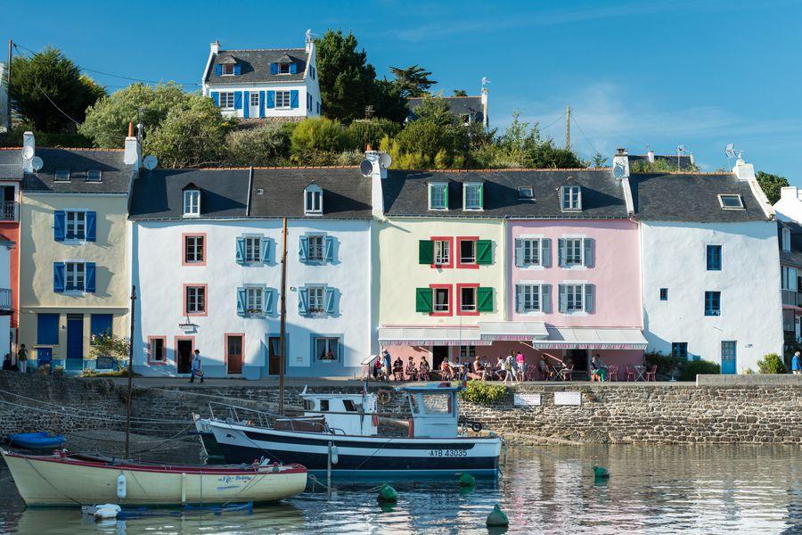 Belle Ile en Mer Bretagne Doets Reizen credits to Brittany Tourisme Haven van Le Palais (3)