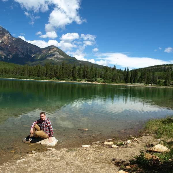 Patricia Lake - Jasper National Park - Alberta - Canada - Doets Reizen