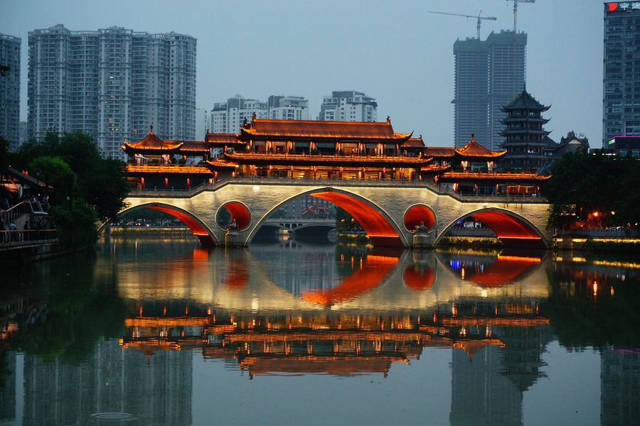 Chengdu - China - Doets Reizen