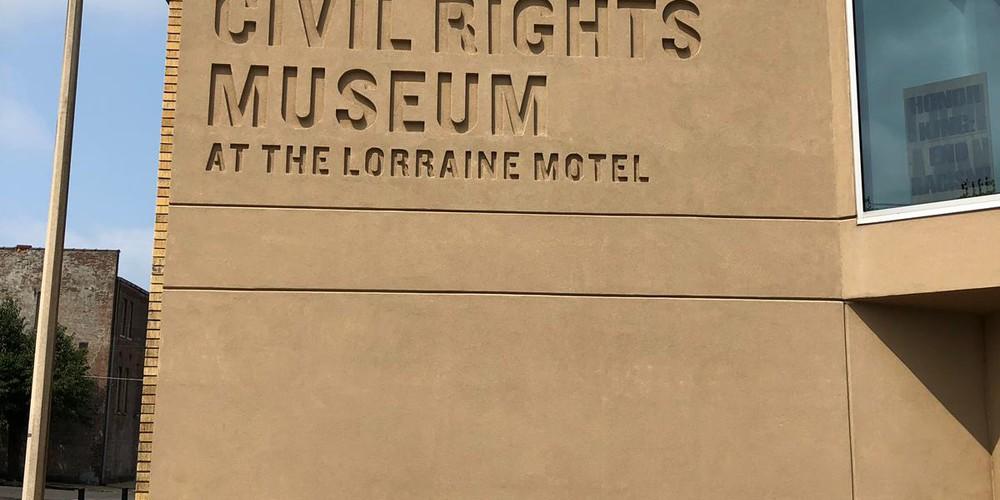 National Civil Rights Museum - Memphis - Tennessee - Amerika - Doets Reizen