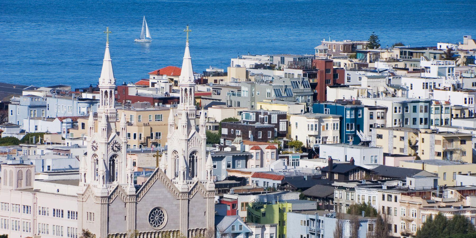 North Beach - San Francisco - California - Amerika - Doets Reizen