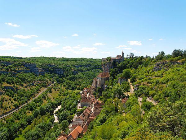 Rocamadour Frankrijk Doets Reizen - afbeelding van Marc Benedetti via Pixabay