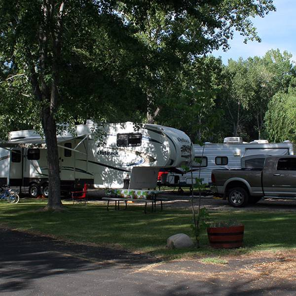 Lakeside RV Campground - RV Spot 2