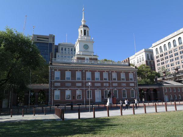 Philadelphia - Pennsylvania - Amerika - Doets Reizen
