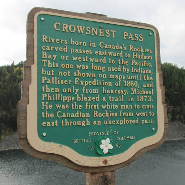 Crowsnest Pass - Alberta - Canada - Doets Reizen