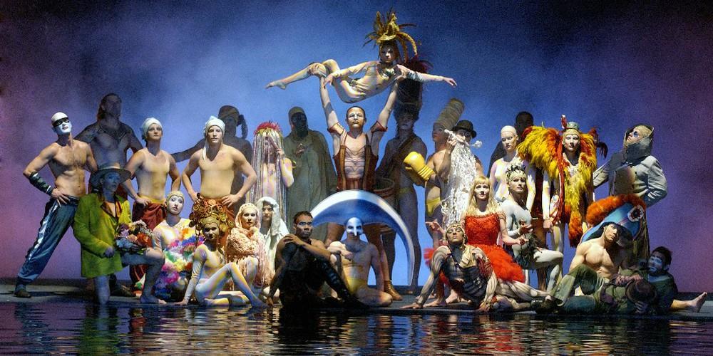Cirque du Soleil - Theatershow - Las Vegas - Nevada - Doets Reizen