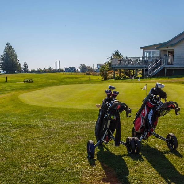 Whitepoint Beach - Golf