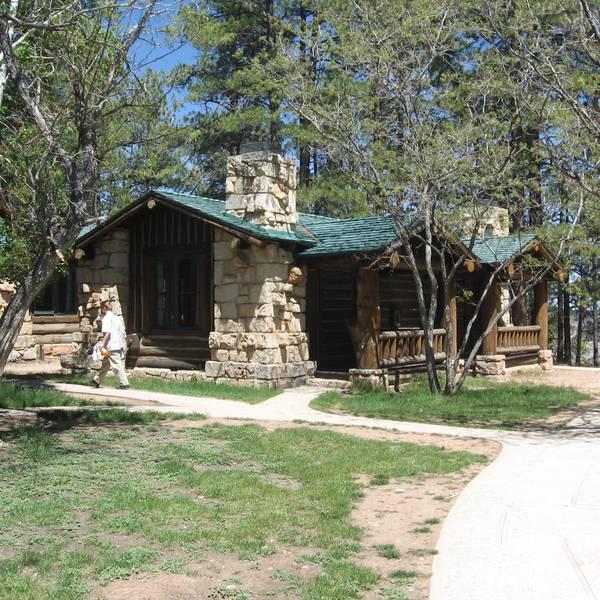 Grand Canyon North Rim Lodge - accommodatie 2