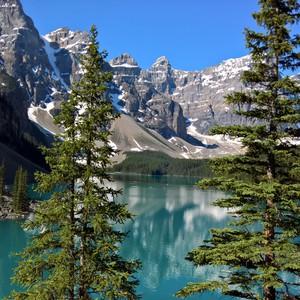Lake Louise - Banff - Dag 21 - Foto