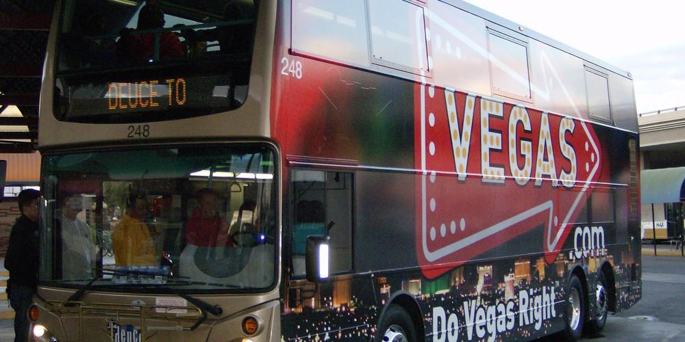 Deuce Bus - Excursie - Las Vegas - Nevada - Doets Reizen