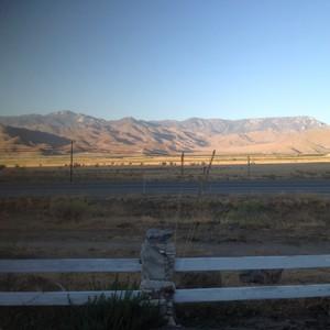 Van Las Vegas naar Lake Isabell - Dag 18 - Foto