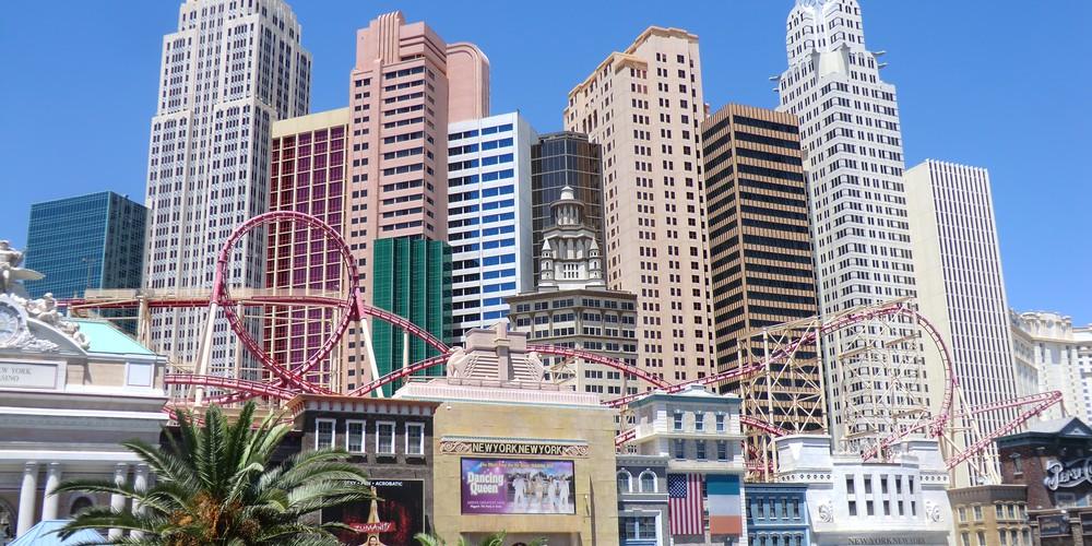 New York New York Hotel - Las Vegas - Nevada - Doets Reizen