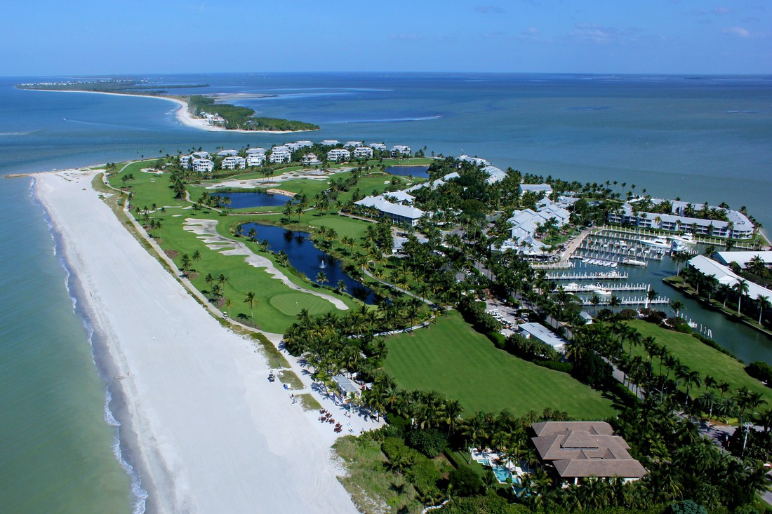 South Seas Resort - Captiva Island - Florida - Doets Reizen
