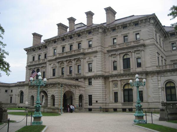 Newport Mansions - Rhode Island - Amerika - Doets Reizen