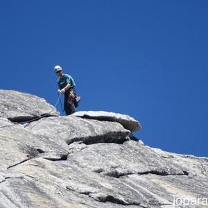 13 augustus: hoog laag - Dag 19 - Foto