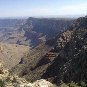 Van de Grand Canyon naar Monument Valley - Dag 10 - Foto