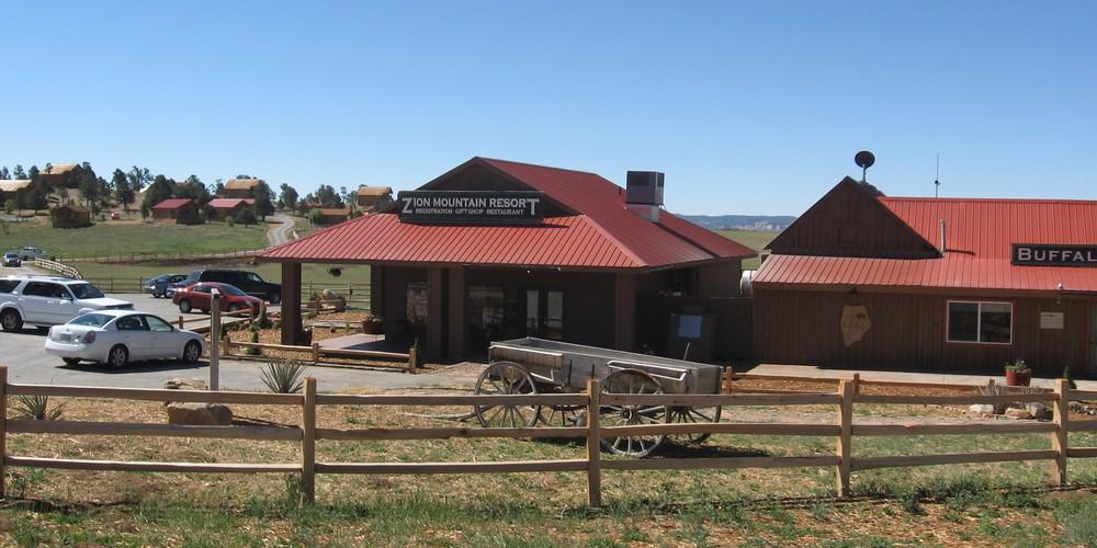 Zion Mountain Ranch - Zion National Park - Utah - Doets Reizen