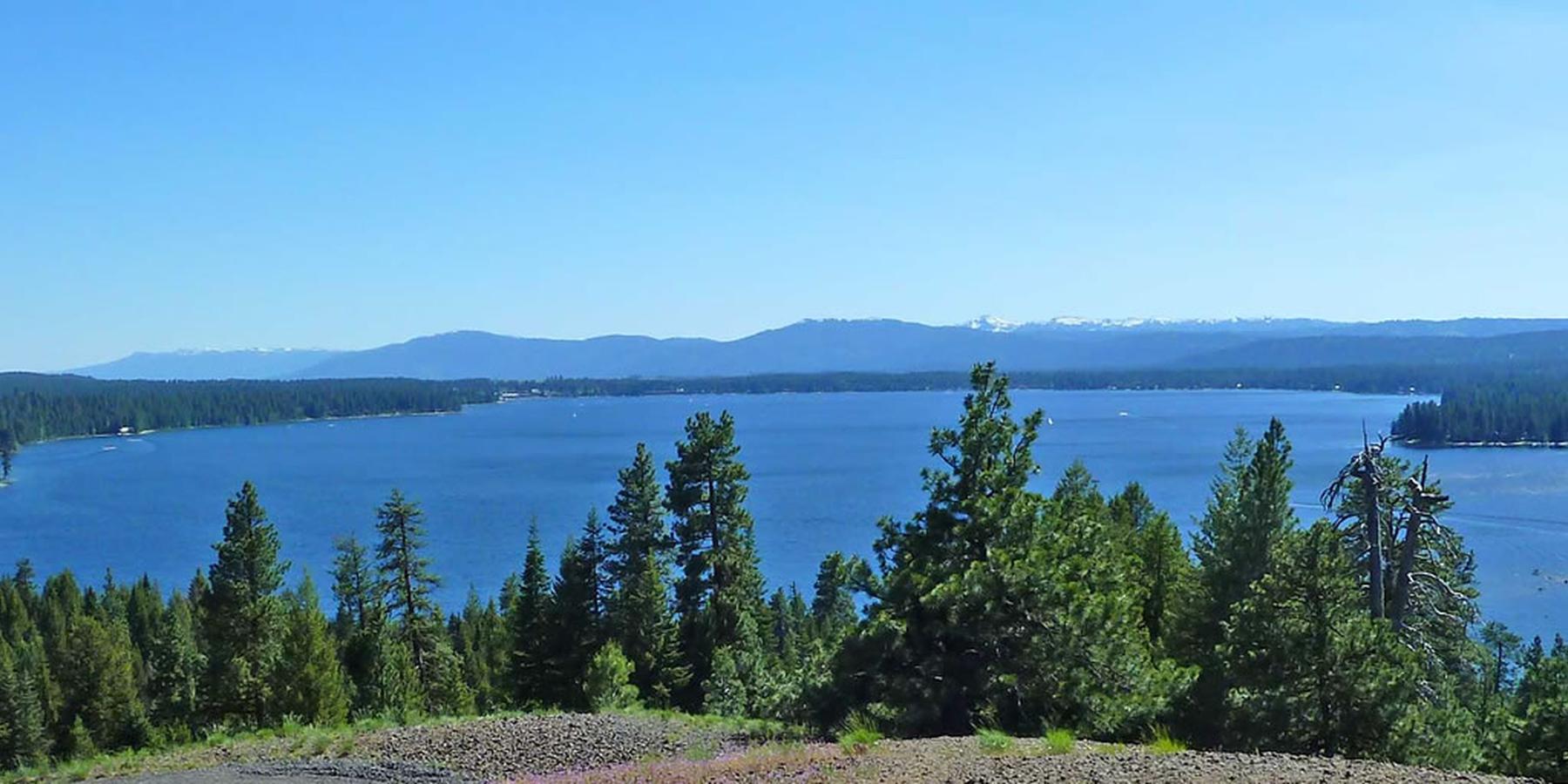 Payette Lake - McCall - Idaho - Amerika - Doets Reizen