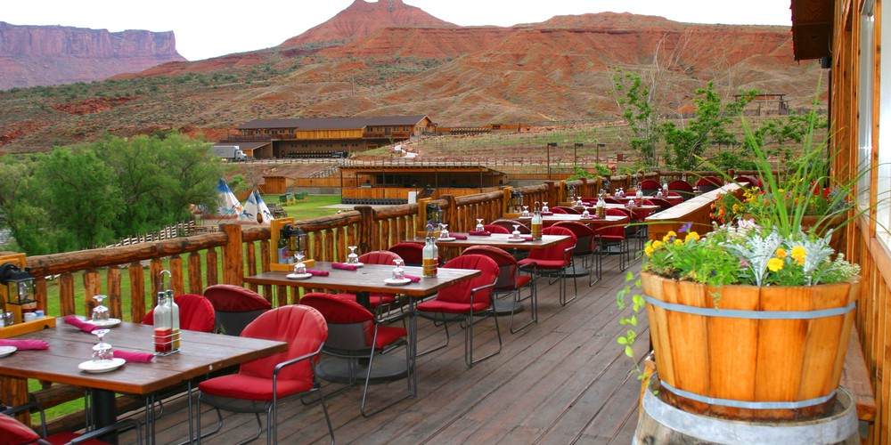 Red Cliffs Lodge Moab Utah
