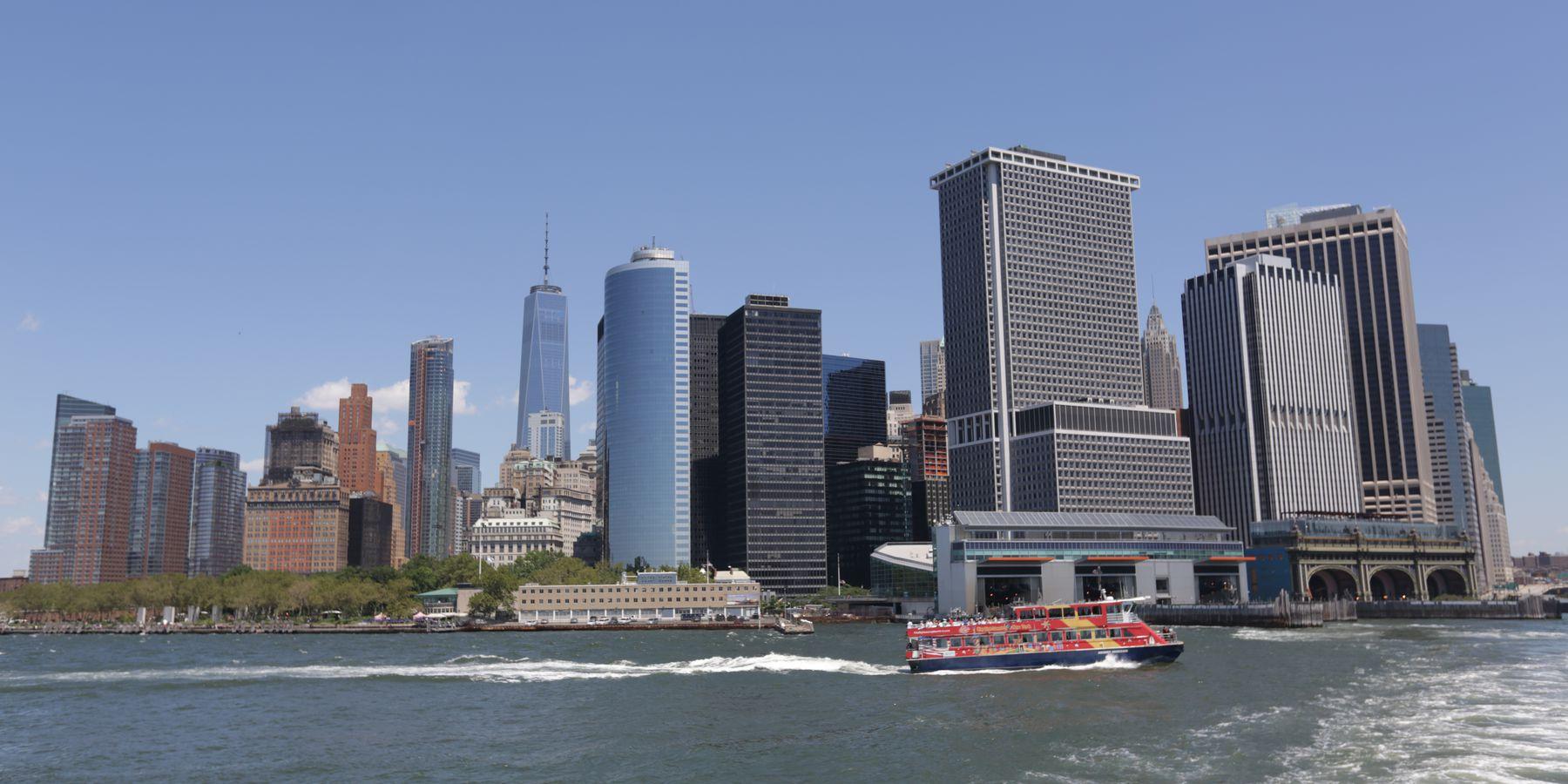 Skyline Manhattan - New York - Doets Reizen