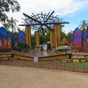 Busch Gardens Tampa , FL - Dag 22 - Foto