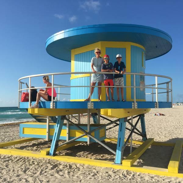 Miami - Florida - Doets Reizen