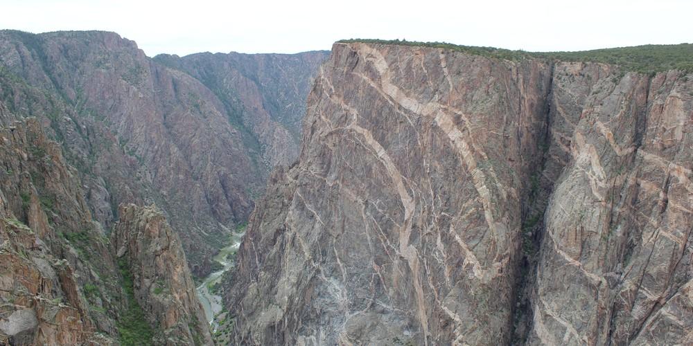 South Rim Campground - Black Canyon of the Gunnisson - Camping - Colorado - Doets Reizen