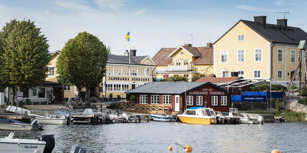 Kajakken Stockholm - Stockholm - Zweden - vakantie Zweden - Doets Reizen