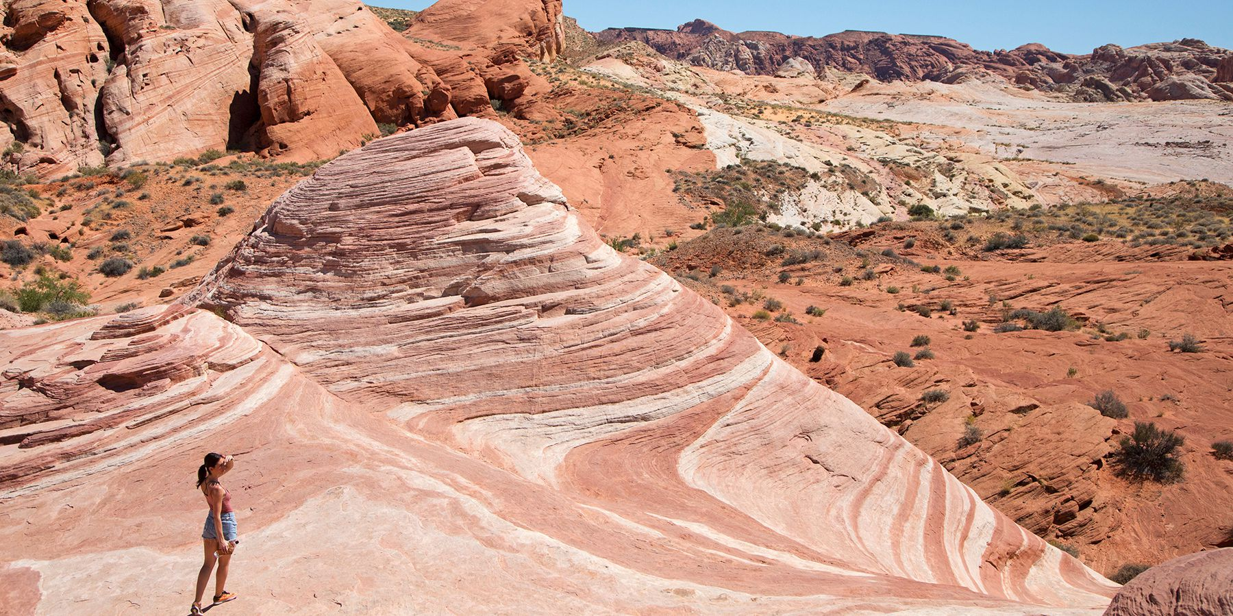 Valley of Fire State Park - Nevada - Doets Reizen - Credits Travel Nevada and Sydney Martinez