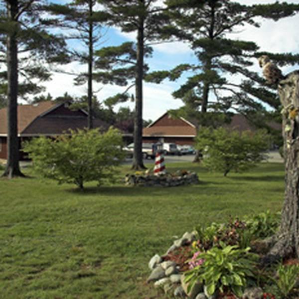Best Western Acadia Park Inn - aanzicht