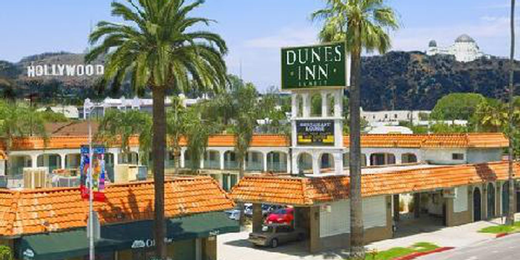 Dunes Inn Sunset - exterior2