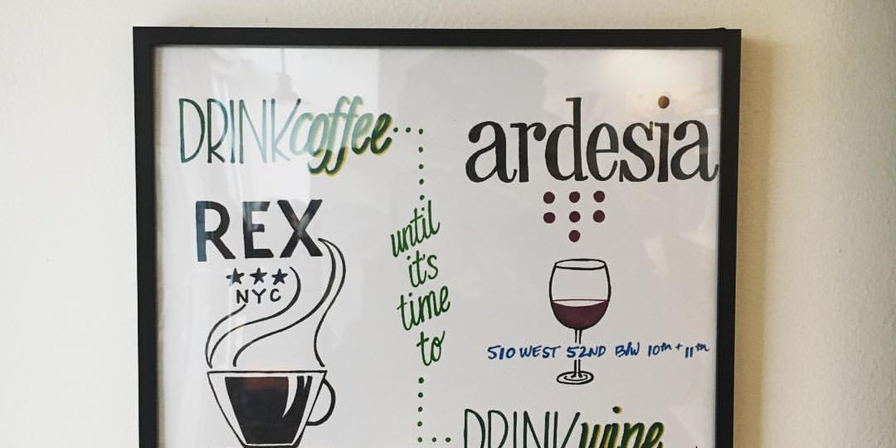 Restaurant Ardesia - New York City - Doets Reizen