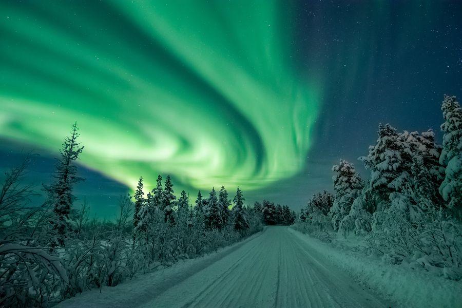Kiruna - Doets Reizen - Vakantie Zweden - Credits SwedishLapland.com