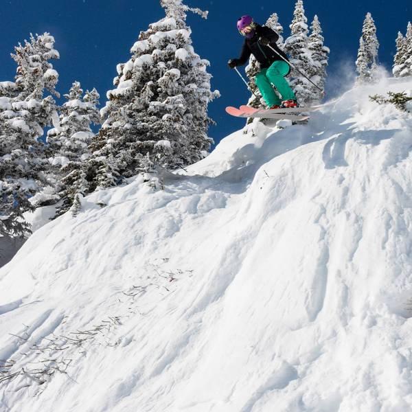 Wintersport Banff