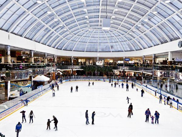 West Edmonton Mall - Alberta - Canada - Doets Reizen