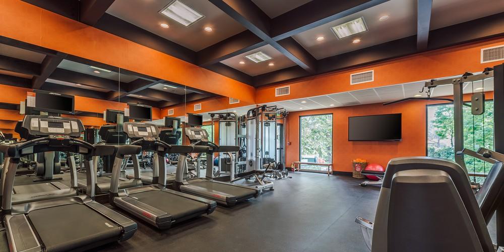 The Garland - Fitness Centre - Hollywood - California - Amerika - Doets Reizen