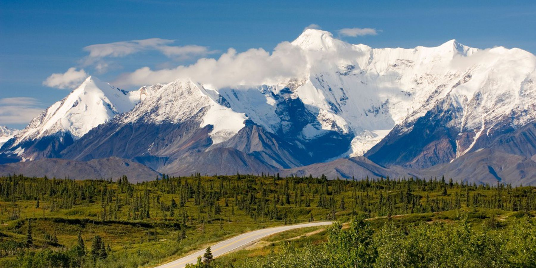 Richardson Highway - Paxson - Alaska - Doets Reizen
