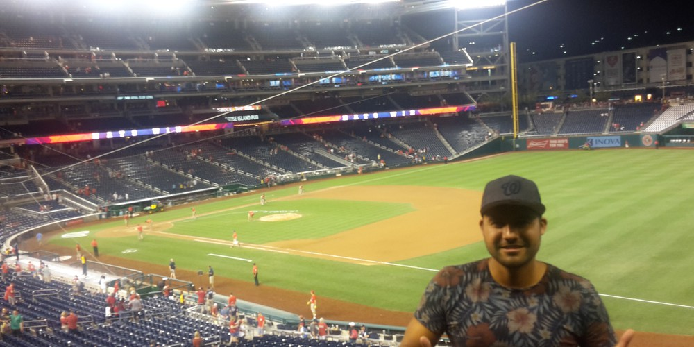 Baseball in Washington DC