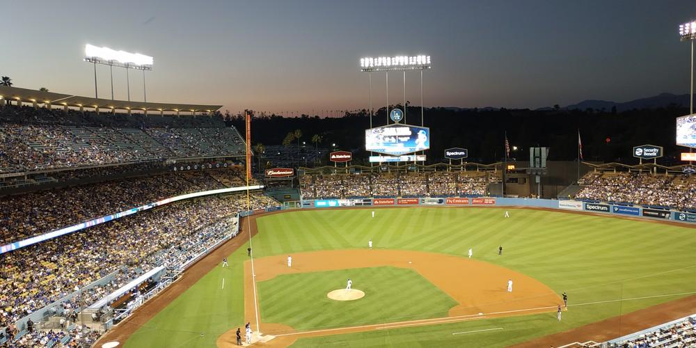 Sport - Los Angeles - California - Amerika - Doets Reizen