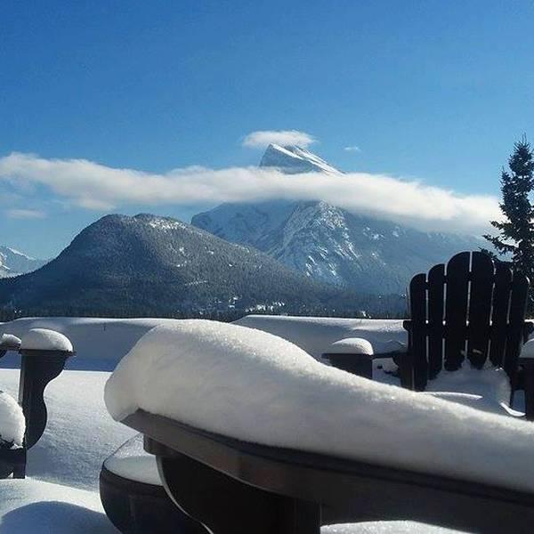 Juniper Hotel Banff Winter 1