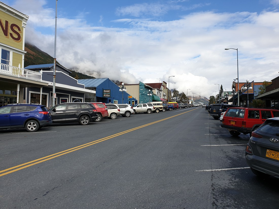 Seward - Alaska - Doets Reizen