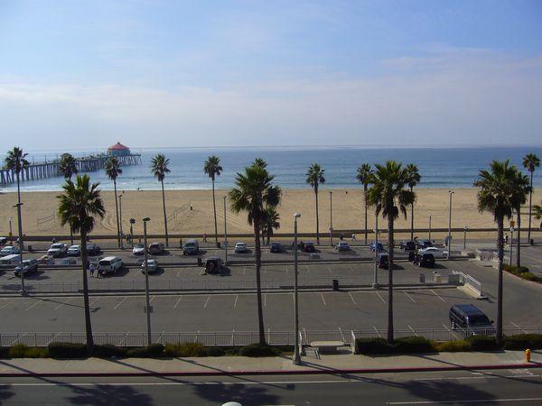 Hunington Beach - Los Angeles - California - Amerika - Doets Reizen