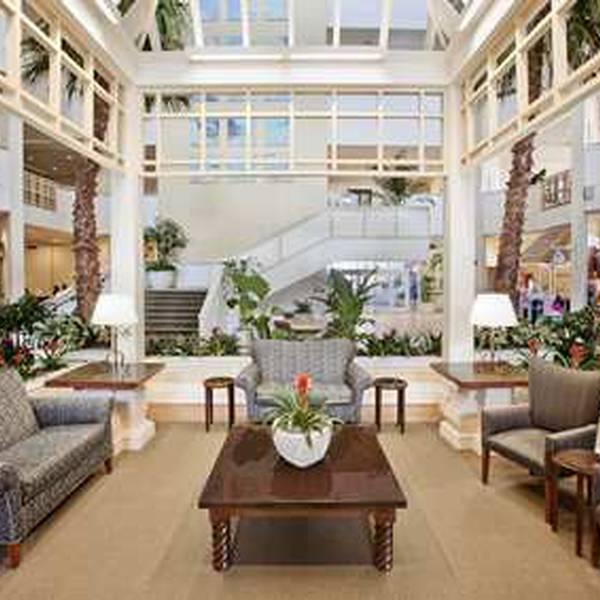Hilton Myrtle Beach Resort - lobby