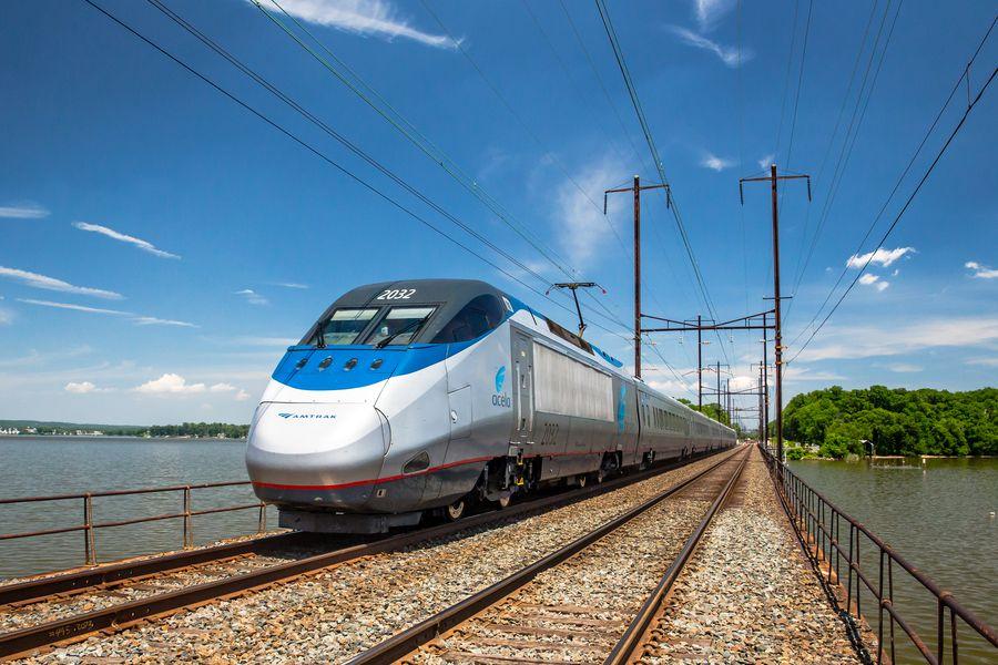 Acela Amtrak - Treinreizen - Amerika - Doets Reizen